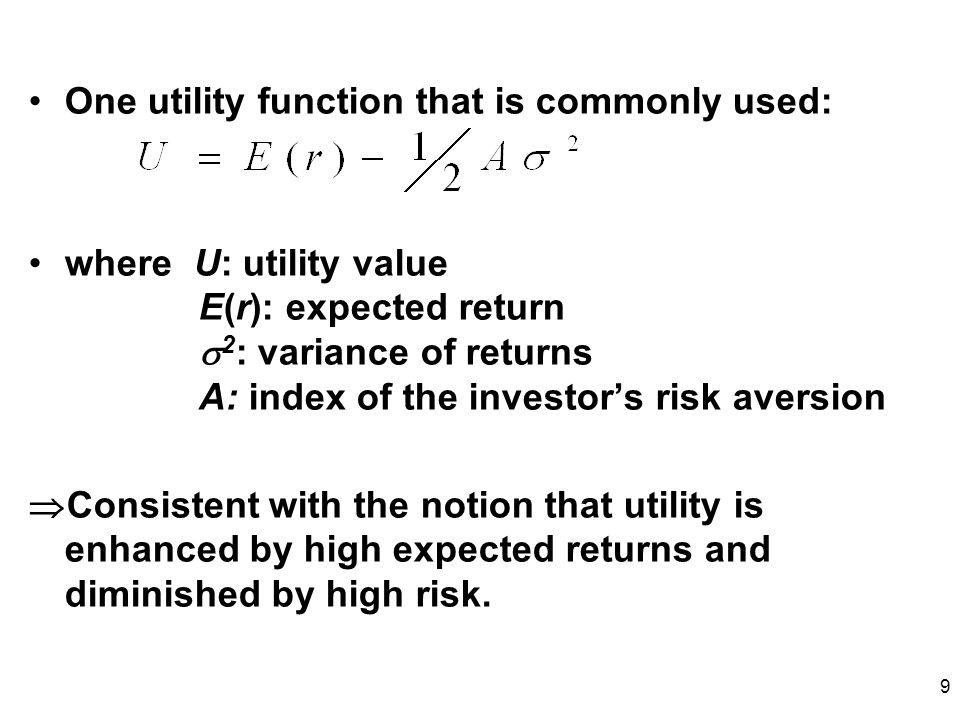 One utility function that is commonly used: