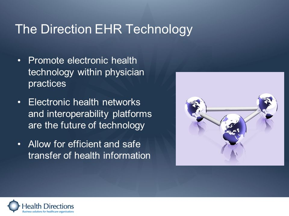 The Direction EHR Technology
