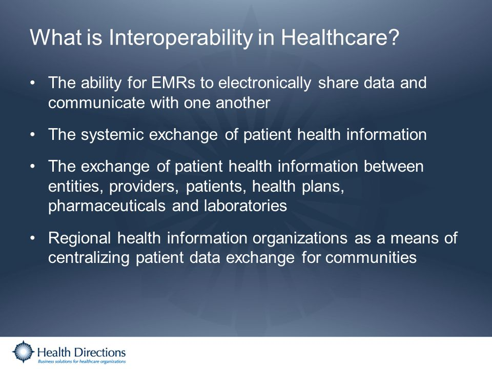 What is Interoperability in Healthcare