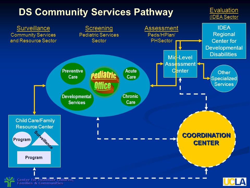 DS Community Services Pathway