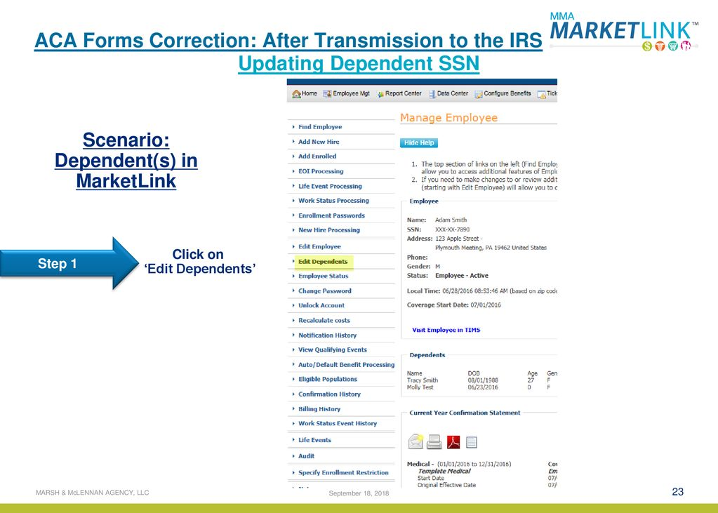 After Transmission to the IRS - ppt download