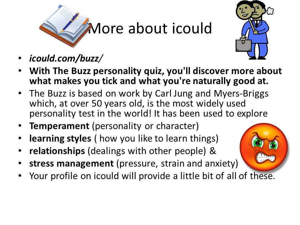 More about icould icould.com/buzz/