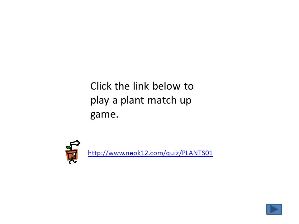 Click the link below to play a plant match up game.