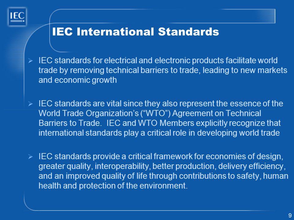 IEC International Standards