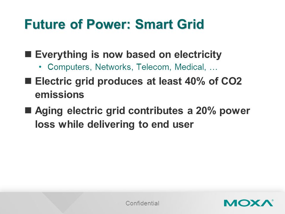 Future of Power: Smart Grid