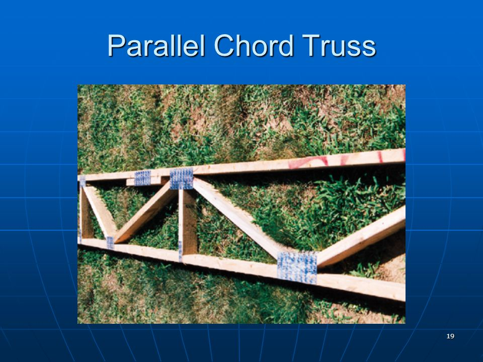 Parallel Chord Truss