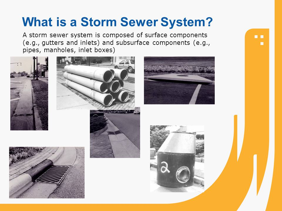 What is a Storm Sewer System