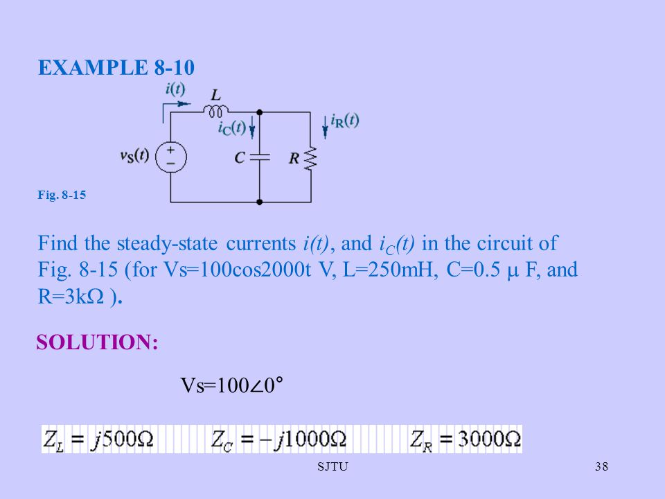 EXAMPLE 8-10 Fig. 8-15.