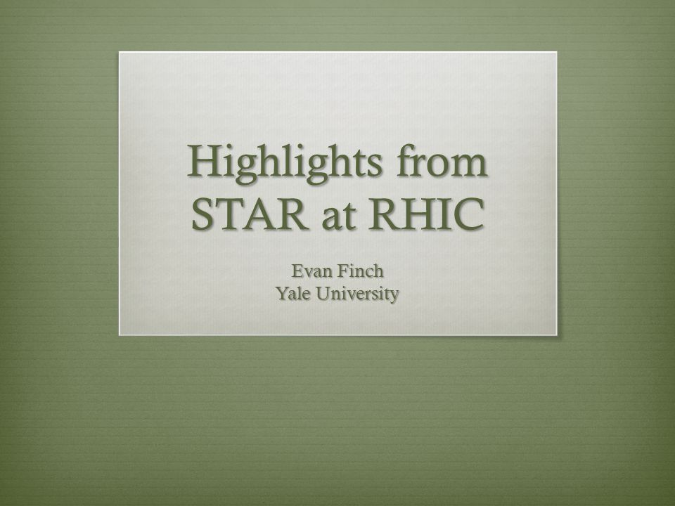 Highlights from STAR at RHIC