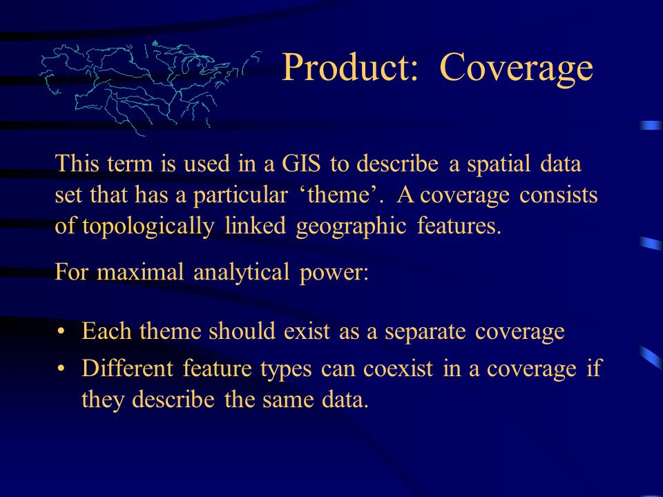 Product: Coverage