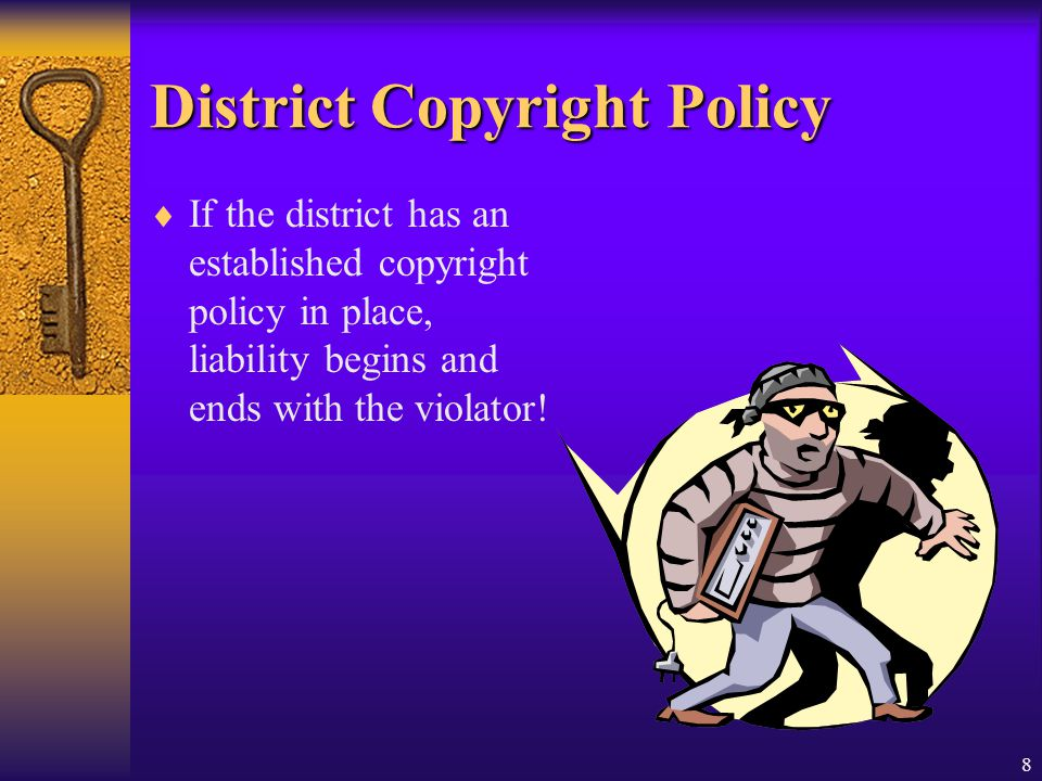 District Copyright Policy
