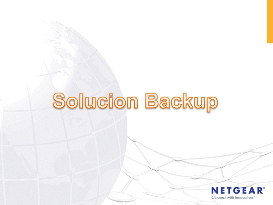 Solucion Backup