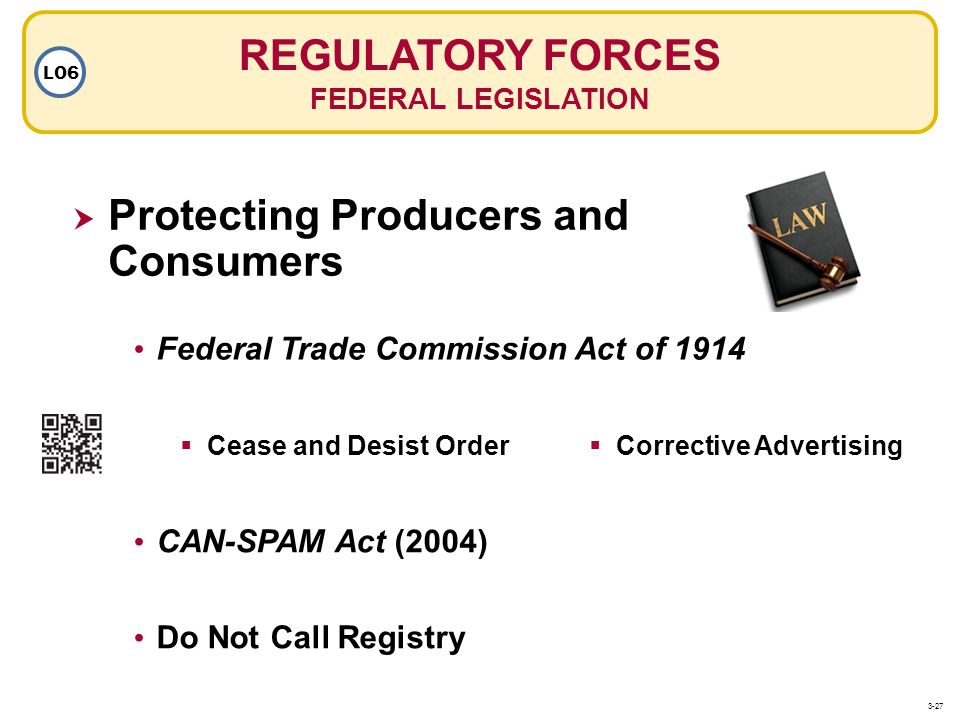 Protecting Producers and Consumers