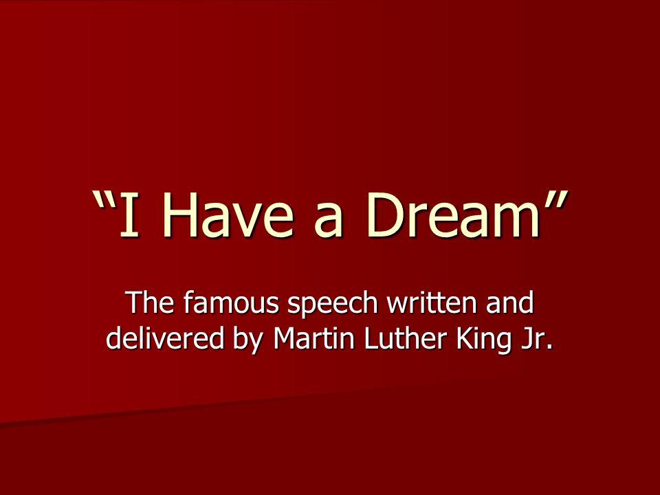 i have a dream speech transcript pdf