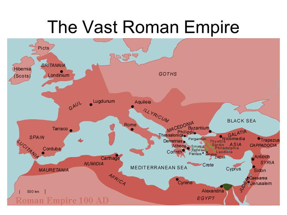 The Vast Roman Empire