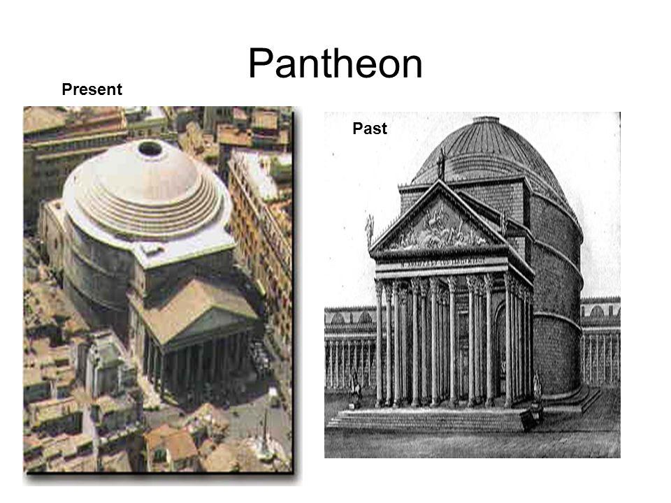 Pantheon Present Past Present