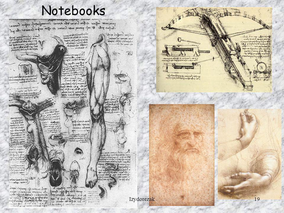 Notebooks 7/2013 Izydorczak