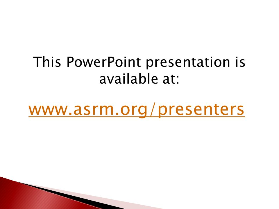 This PowerPoint presentation is available at: