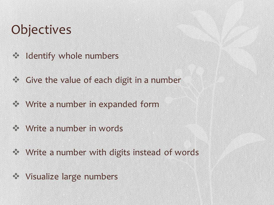 Write Whole Numbers In Expanded Form Practice Khan Academy