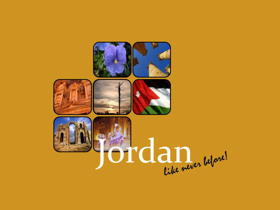 Jordan like never before!