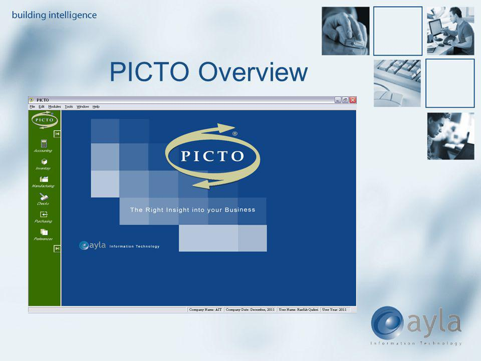 PICTO Overview