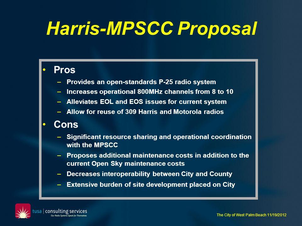 Harris-MPSCC Proposal