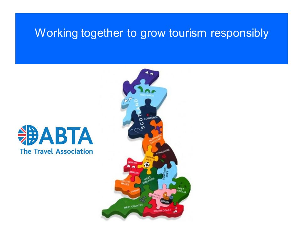 Working together to grow tourism responsibly