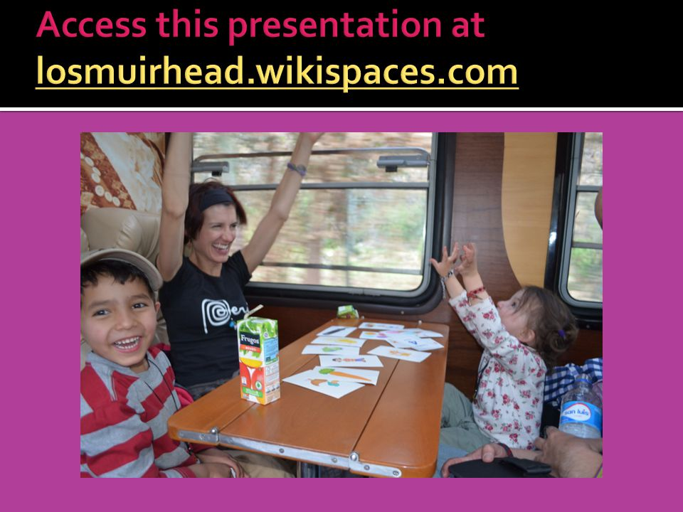 Access this presentation at losmuirhead.wikispaces.com