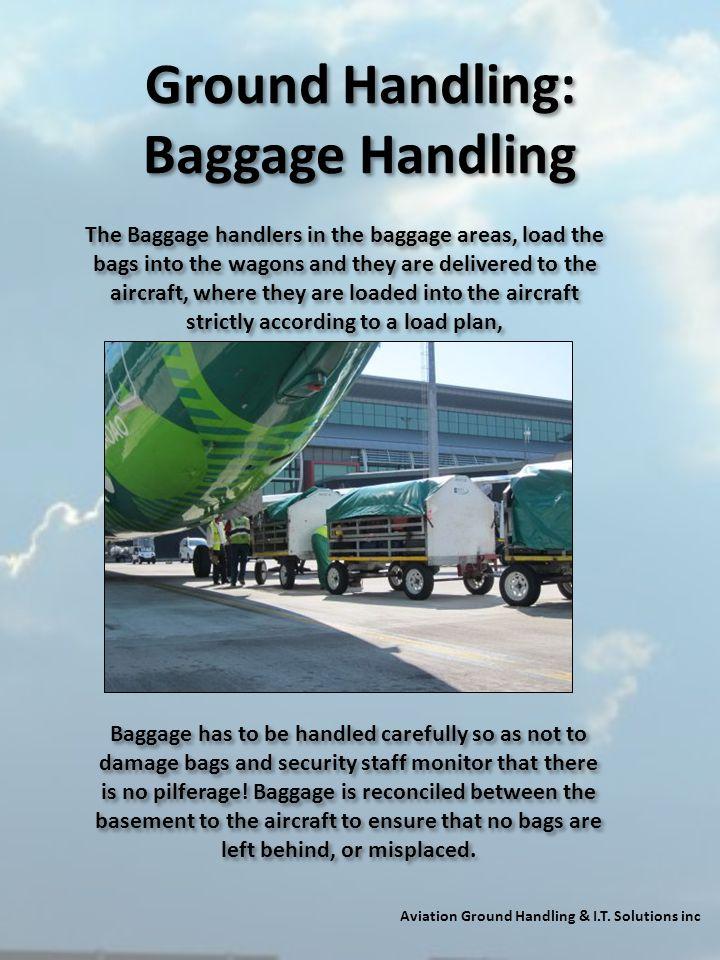 Ground Handling: Baggage Handling