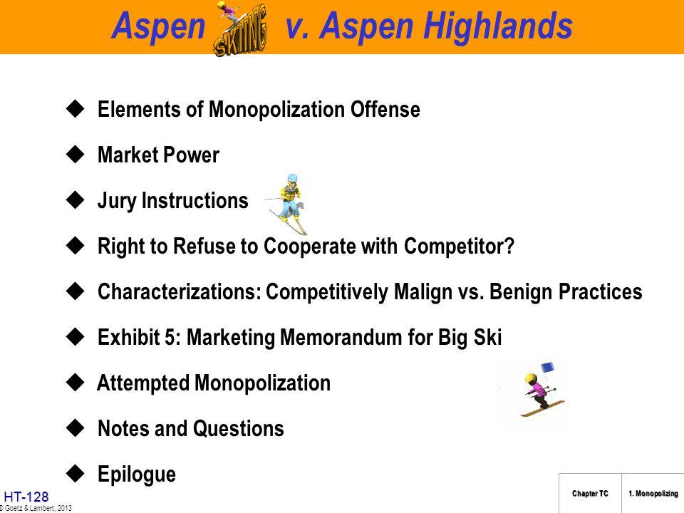 Aspen v. Aspen Highlands