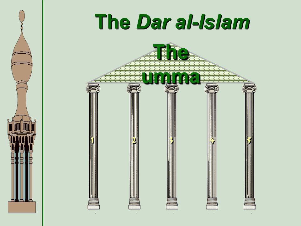 The Dar al-Islam The umma