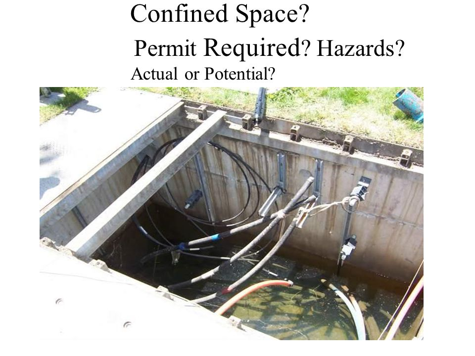 Permit Required Hazards