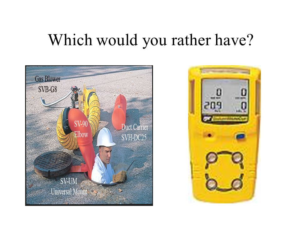 Which would you rather have