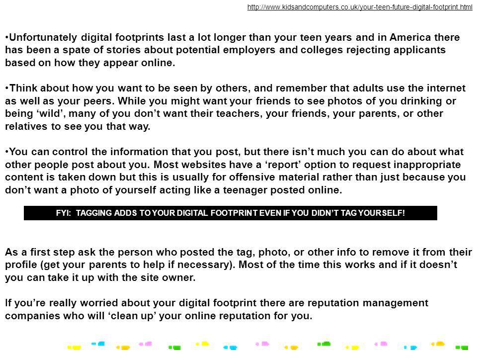 http://www.kidsandcomputers.co.uk/your-teen-future-digital-footprint.html