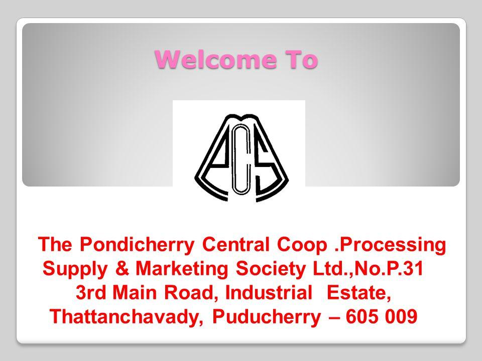 3rd Main Road, Industrial Estate, Thattanchavady, Puducherry – 605 009