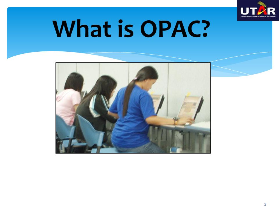 What is OPAC