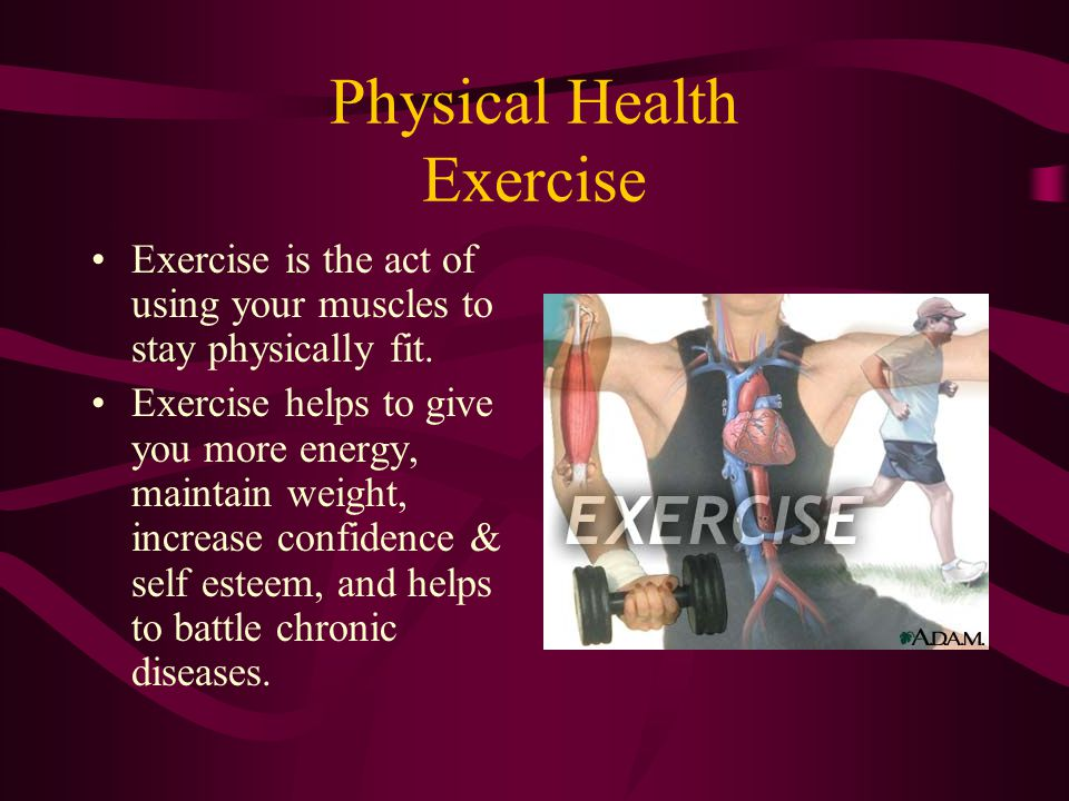 Physical Health Exercise