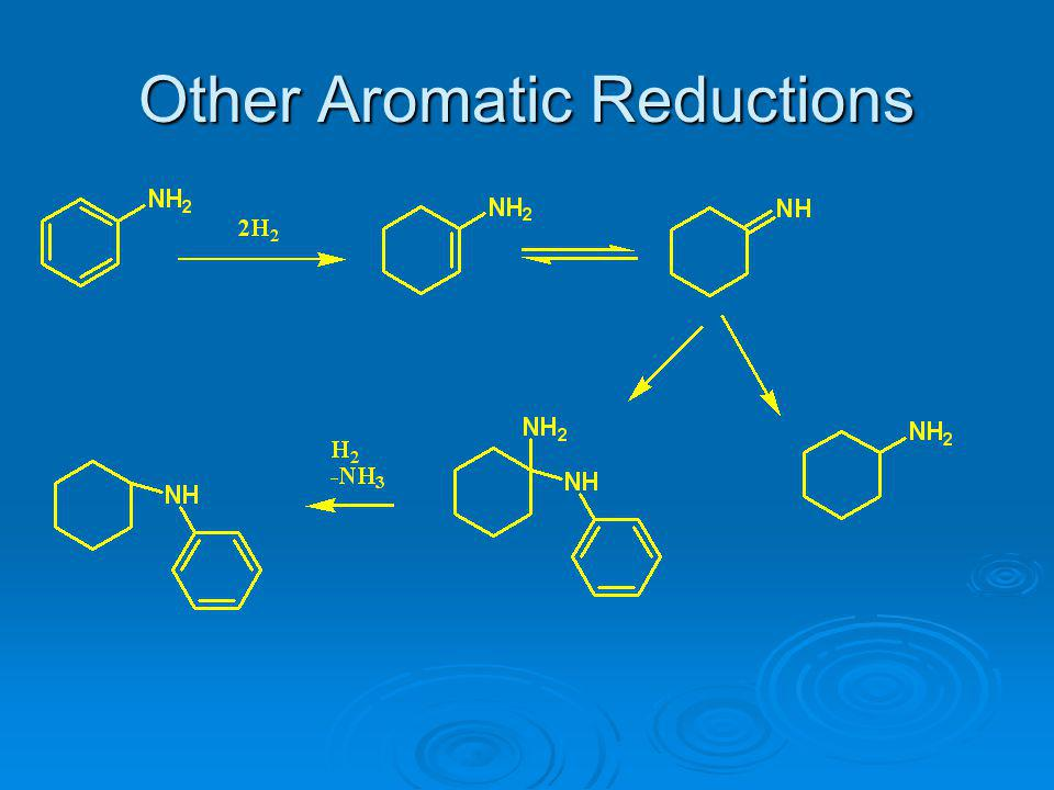 Other Aromatic Reductions