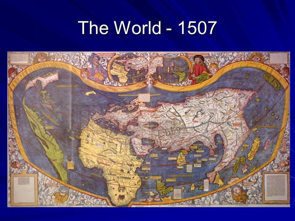 The World - 1507