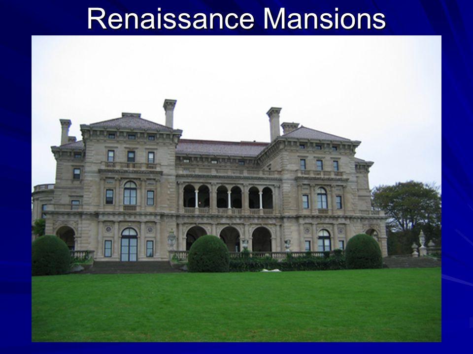 Renaissance Mansions