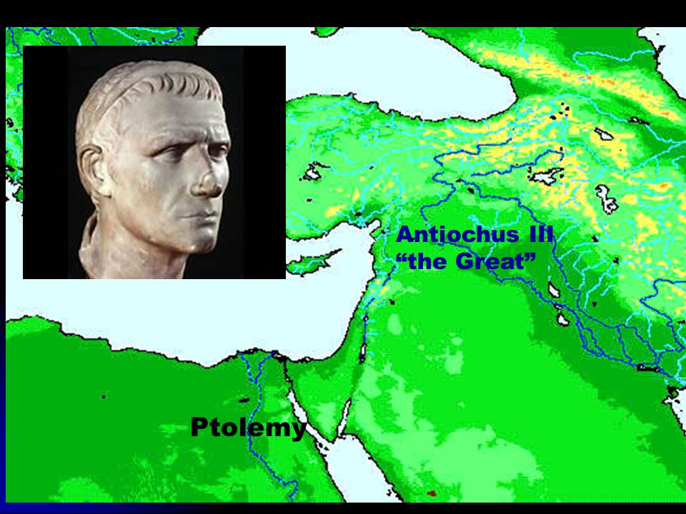Antiochus III the Great Ptolemy
