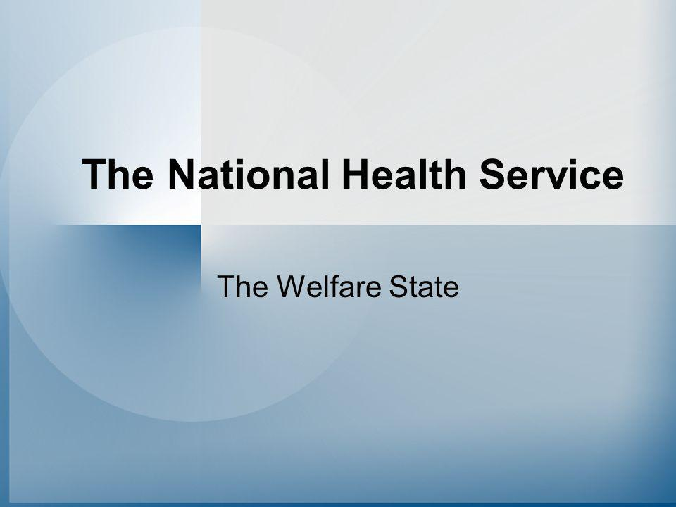 The National Health Service