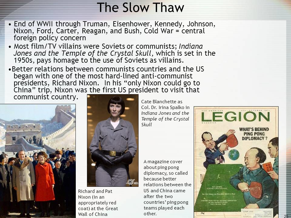 The Slow Thaw