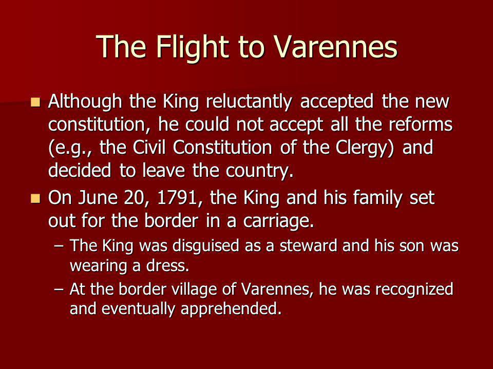 The Flight to Varennes
