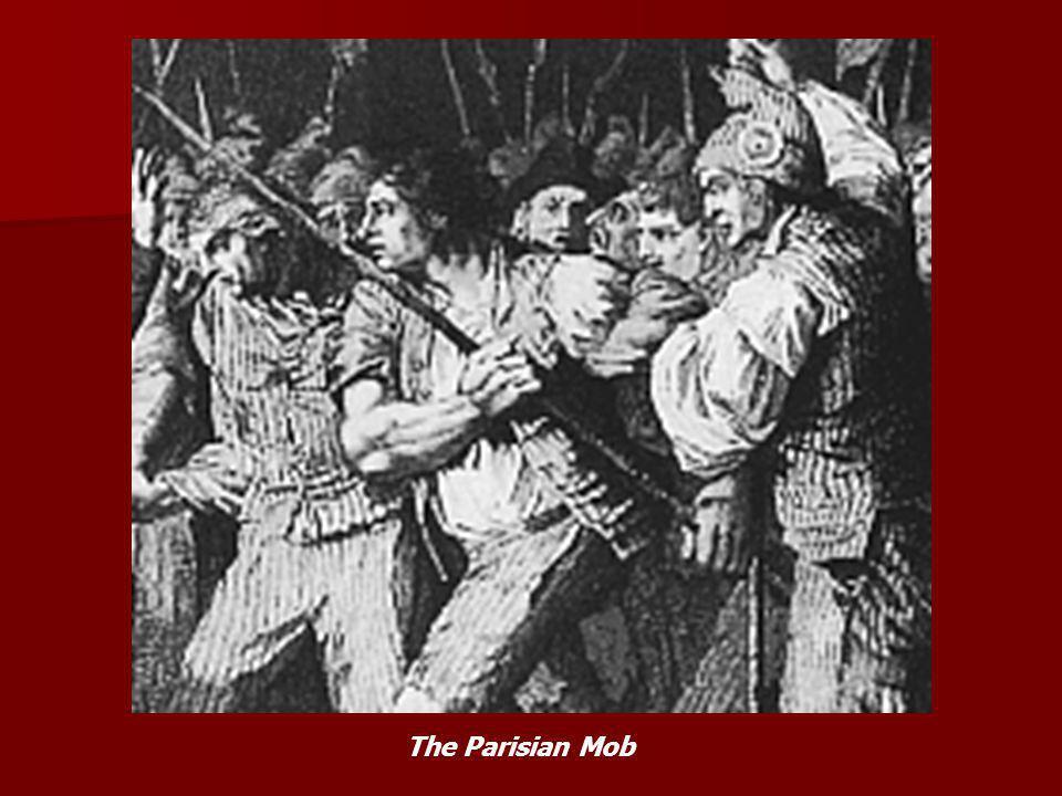The Parisian Mob