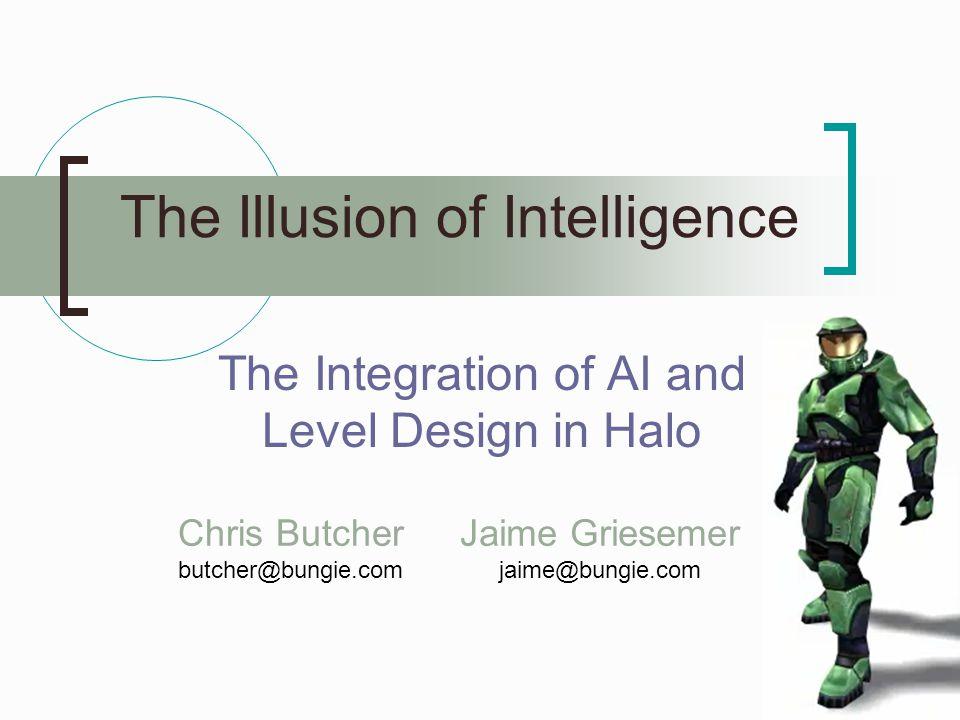 The Illusion of Intelligence