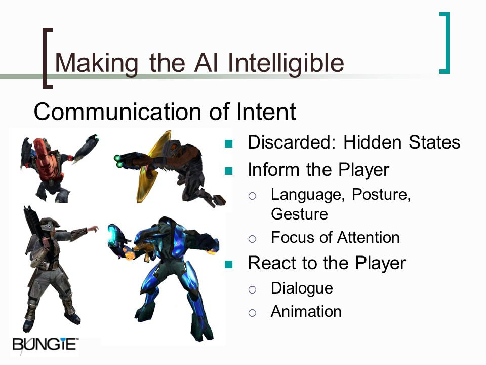 Making the AI Intelligible