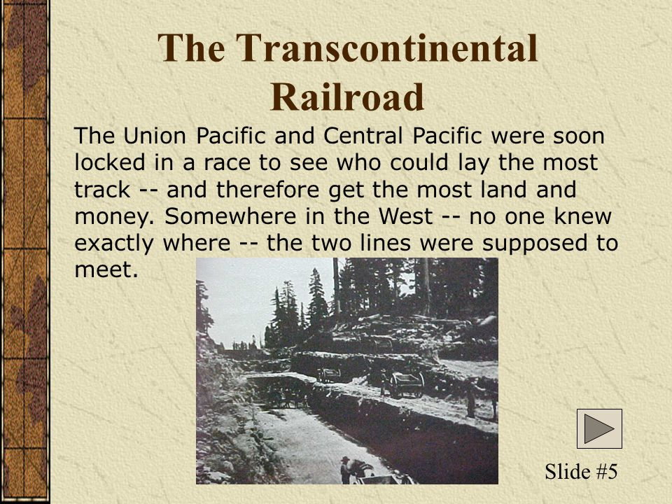 where did union pacific and central meet