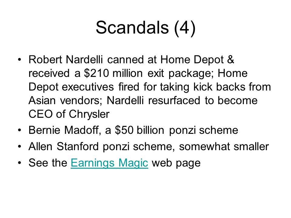 Scandals (4)