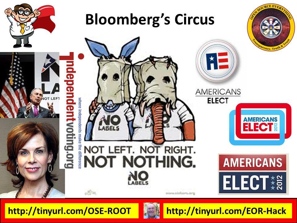 Bloomberg's Circus